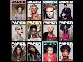 America's Next Top Model: Paper magazine covers | Cycle 23 vs Cycle 24 | Who did it better?