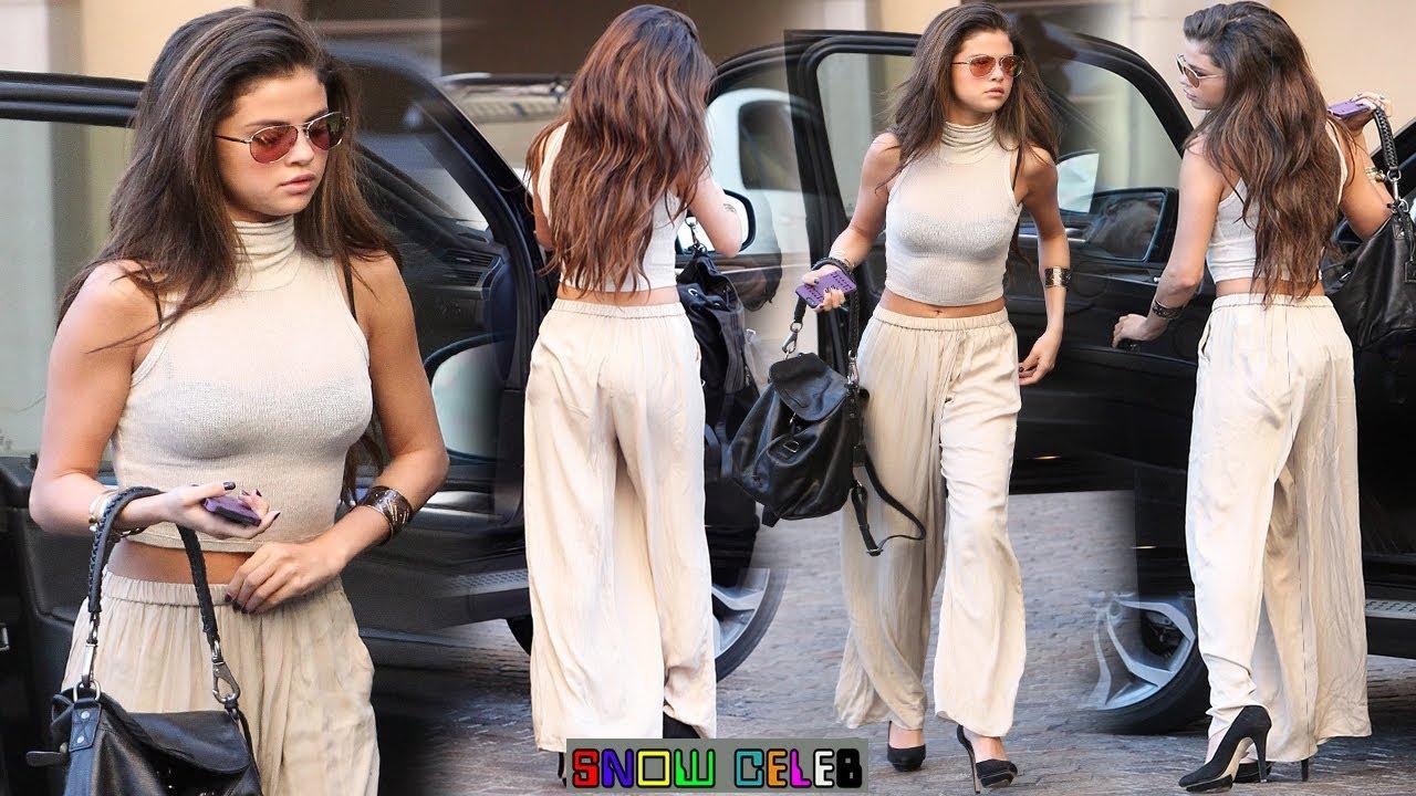 Selena Gomez Street Fashion Style 2018 Youtube