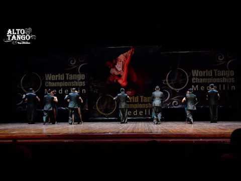 """Compañía A Puro Tango """"Trilogía"""" WTC 2016"""
