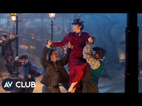 Director Rob Marshall on Mary Poppins Returns and making a movie musical Mp3