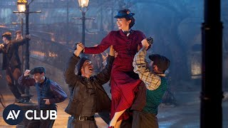 Director Rob Marshall On Mary Poppins Returns And Making A Movie Musical