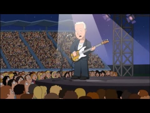 Family Guy: Sting sings Brand New Day + Fields of Gold