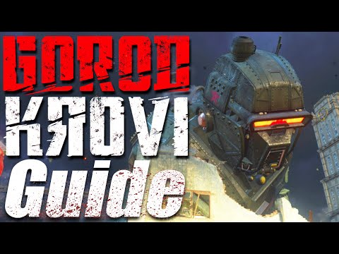 "Ultimate Guide To ""Gorod Krovi"" - Walkthrough, Tutorial, Strategy & Buildables (Black Ops 3 Zombies)"
