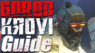 """Ultimate Guide To """"Gorod Krovi"""" - Walkthrough, Tutorial, Strategy & Buildables (Black Ops 3 Zombies)"""