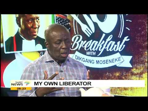 Breakfast with Dikgang Moseneke 4 (Overlooked for Chief Justice position)