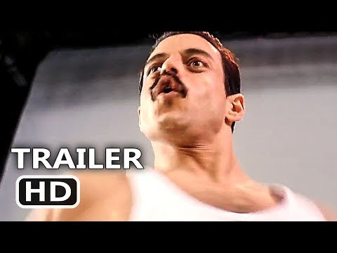 BOHEMIAN RHAPSODY  Trailer 2018 Rami Malek, Freddie Mercury, Queen Movie HD