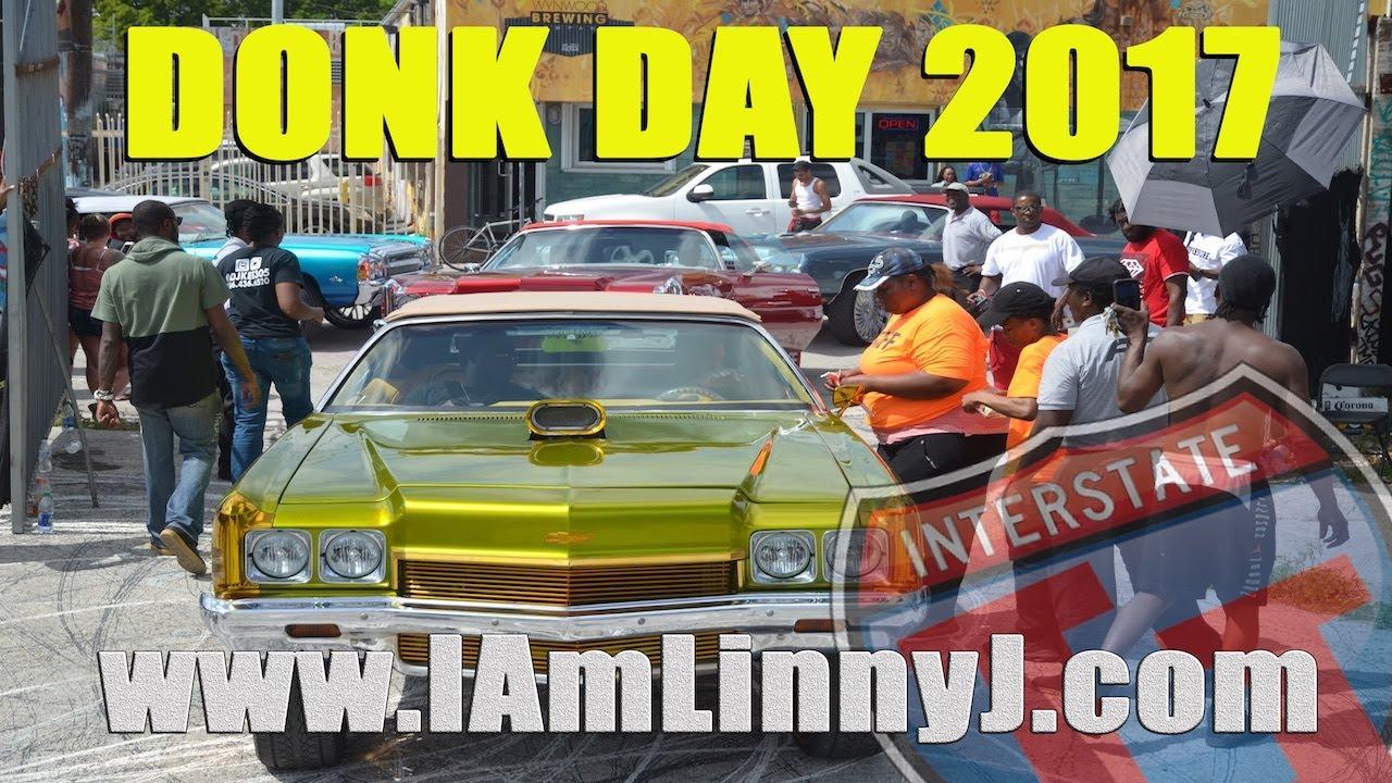 2017 Donk Day Car Show Miami Fl