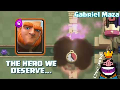 Clash Royale - Funny Moments, Glitches, Fails, & Trolls Part 01