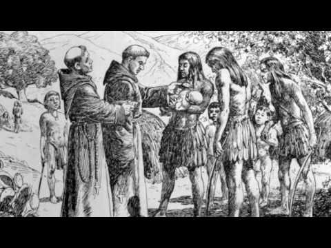 Gabrielino Tongva People