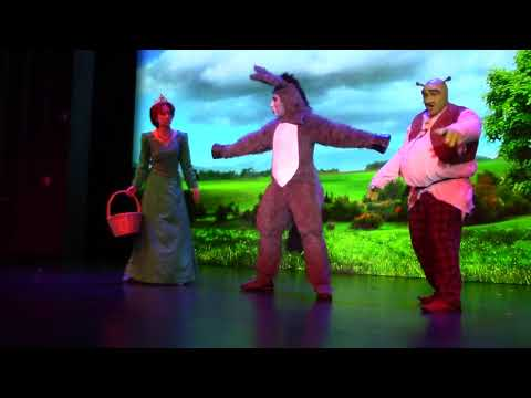 'Shrek' at Center Stage Theater in Fontana