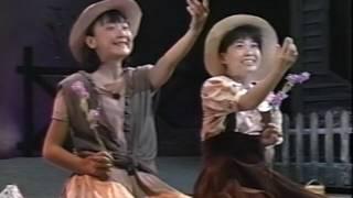 『蛍の町』 上演日 1989年9月2日~1990年6月28日 作・演出=東由多加...