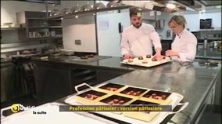 Profession pâtissier : version pâtissière - La Quotidienne la suite