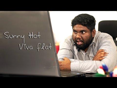 Sunny hot Viva flat | Comedy Satire | Viva Harsha