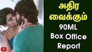 90ML Box Office Report