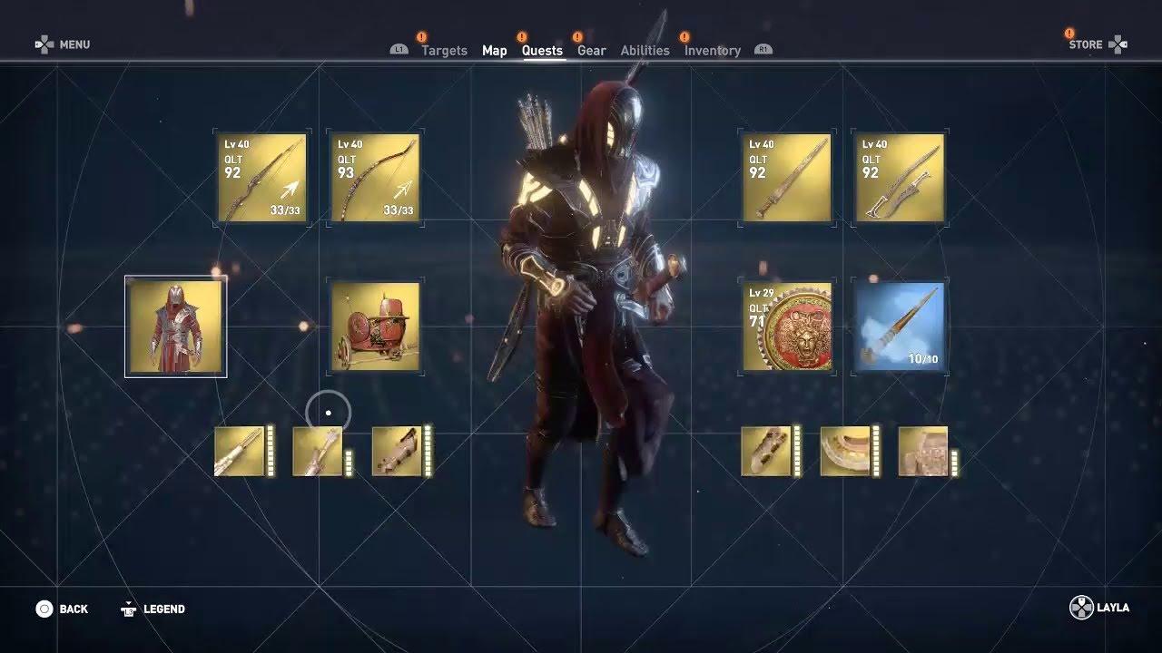 Assassin S Creed Origins Easiest Way To Get Resources Pelt