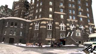 Banff Alberta Canada in Winter -  YouTube