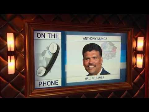 Pro Football Hall of Famer Anthony Munoz on USC