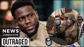 Kevin Hart Reacts To White Protestors Breaking Into Capital: If Black, They Would Have Been Shot