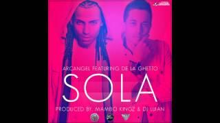 Sola Epicenter-Arcangel Ft. De La Ghetto