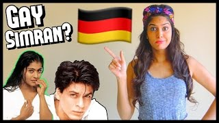 Famous Bollywood Dialogues in German | #AniSays1