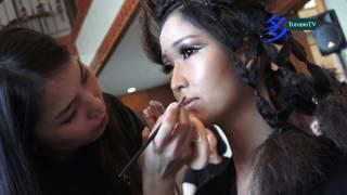 20150920, Jenny Wong Beauty Group, fashion show, styling, makeup