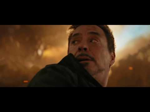 Avengers Infinity War - Lost In The Lapse Again (Movie Music Video)