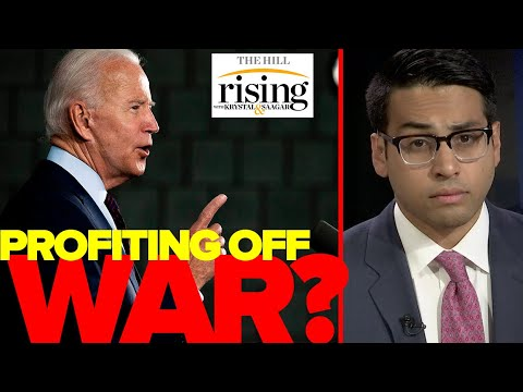 Saagar Enjeti: Report EXPOSES how Biden team profits off endless war