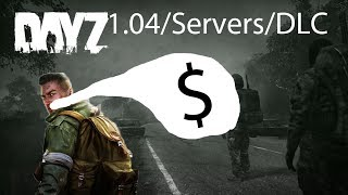 DayZ Xbox One Gameplay 1.04 Server Wipe, Private Servers & DLC Content