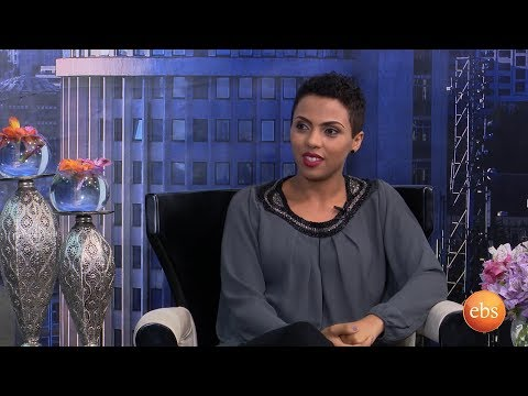 Sunday with EBS : Interview with Zeritu Kebede