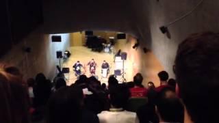 Tuvan Throat Singing at MIT Simmons Hall --1
