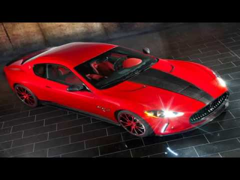 2015 car promotion Maserati Granturismo Rival for US$23,000 at mansory tv