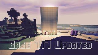 Minecraft pocket edition Base 717 updated