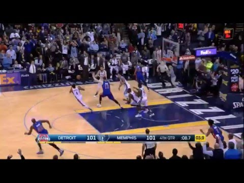 Mario Chalmers hits amazing game-winning and1 shot!