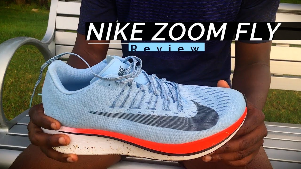 amazing price detailing price reduced NIKE ZOOM FLY REVIEW 2017 (NIKE BREAKING2)