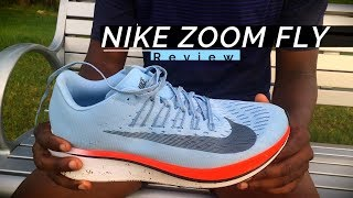 NIKE ZOOM FLY REVIEW 2017 (NIKE BREAKING2)