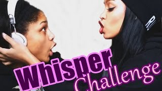 Whisper Challenge | Jeamy Blessed