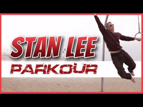 Stan Lee Parkour