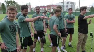 УТС ФК «Уфа» - тесты от Марии Буровой