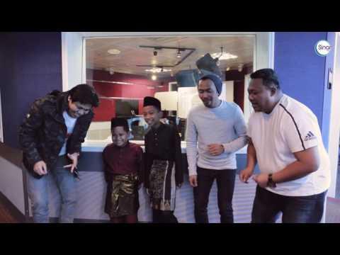 Sepahtu Sinar X Aidil & Nas- Raya Sedondon