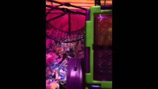 How to stop a hamster wheel from squeaking