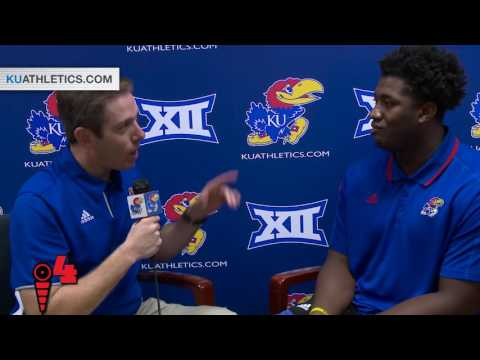 """Four Downs"" with Daniel Wise // Kansas Football // 9.27.16"