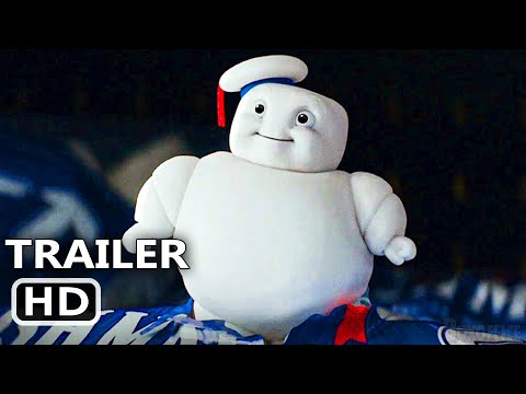 GHOSTBUSTERS 3 AFTERLIFE Mini Pufts Trailer (NEW, 2021) Paul Rudd, Sci-Fi Movie HD
