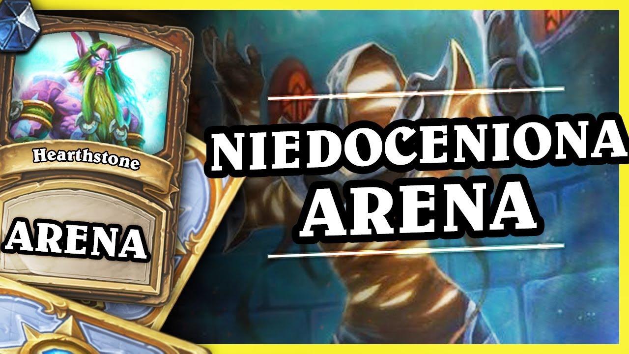 NIEDOCENIONA ARENA – DRUID/ROGUE – Hearthstone Arena