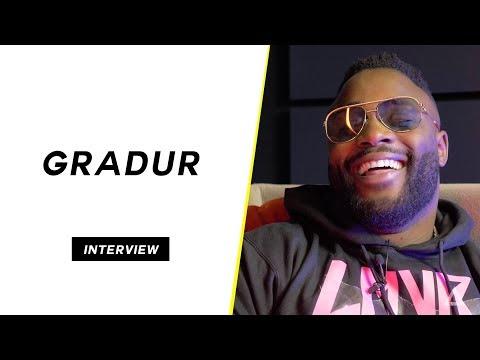 Youtube: Gradur: l'interview confessions