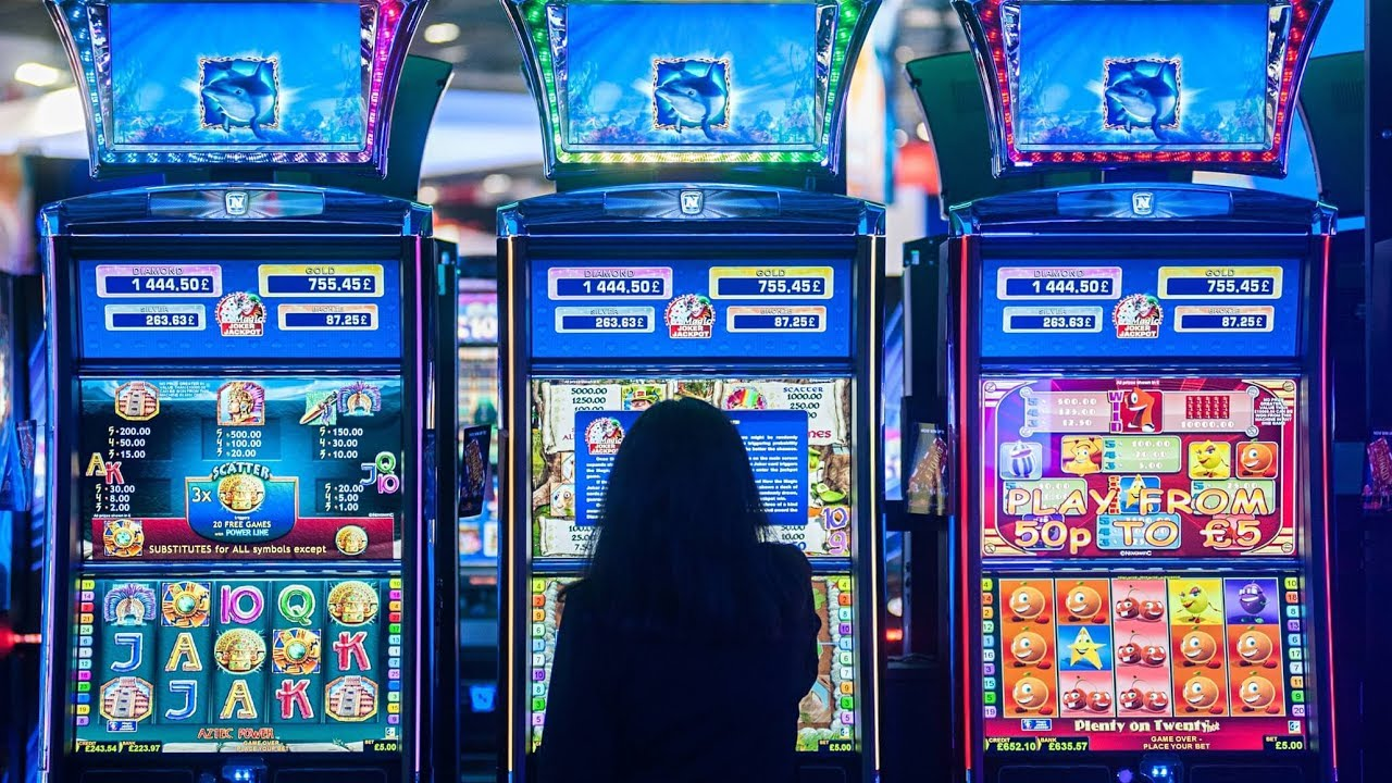 Percentuali di vincita slot machines mycasinores