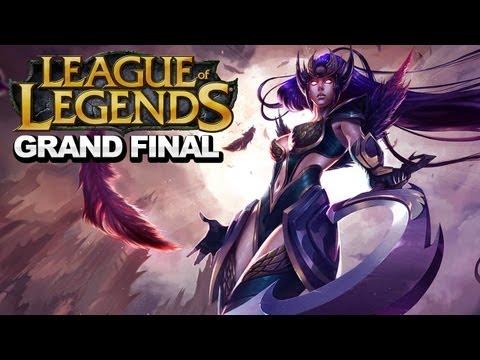 League of Legends Grand Finals (LoL) at IPL5 2012 - FNATIC vs World Elite - Game 3