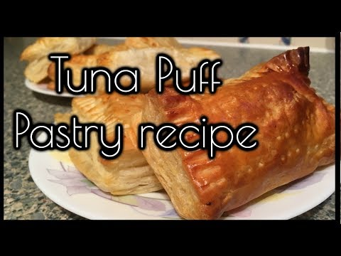 Tuna Puff Pastry | quick and easy| ramadan recipes