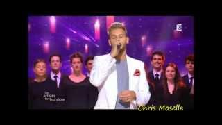M pokora - Hallelujah - HD - 300 choeurs pour les fêtes France 3