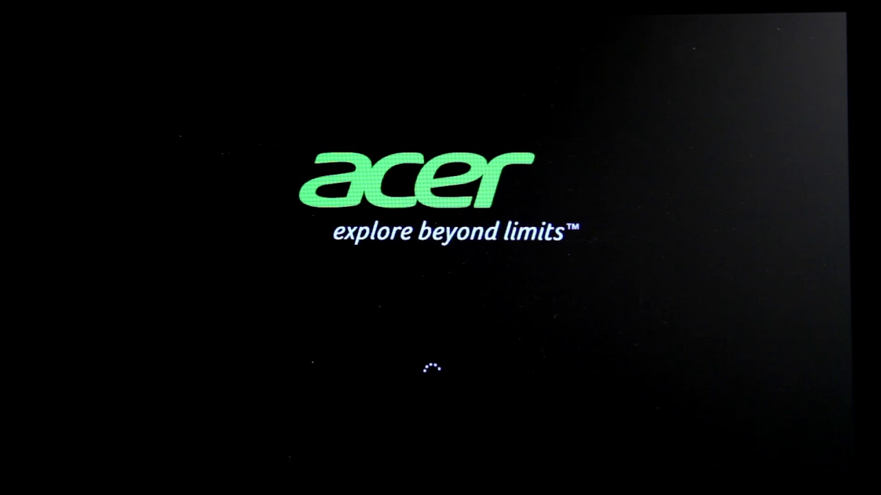 recovery usb windows 10 acer