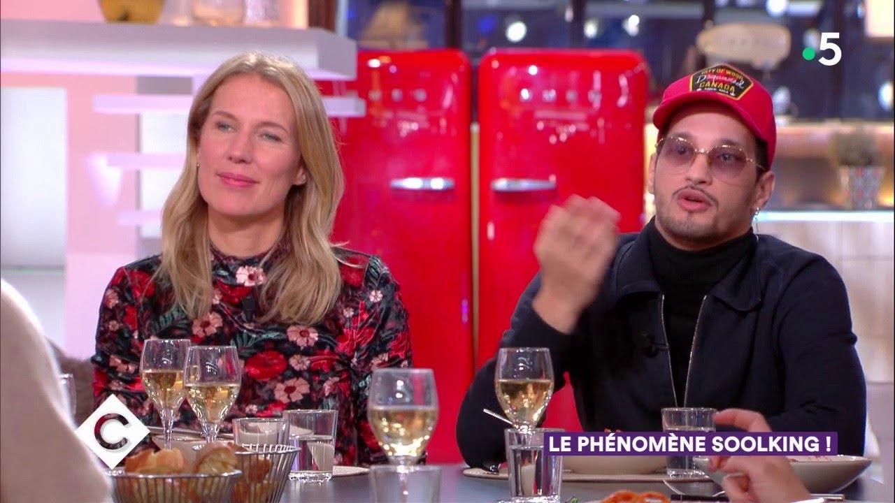 Soolking : le phénomène ! - C à Vous - 16/11/2018